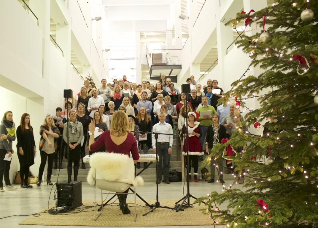 Julekor Gitte Degn